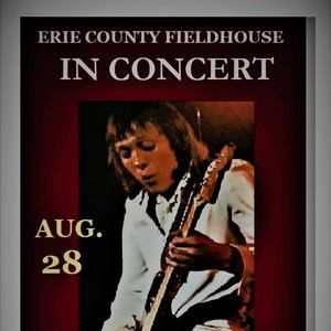 ROBIN TROWER - ERIE COUNTY 11 BY 17 IN POSTER